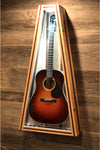 Flamed Maple & Walnut ClimaCase | Acoustic/Electric | Triangle
