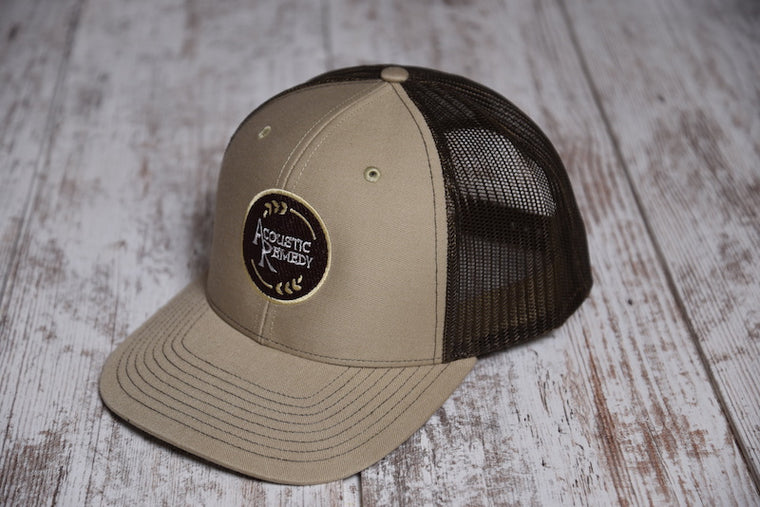 Acoustic Remedy | Trucker Hat