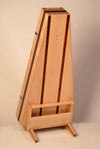 Flamed Maple & Cocobolo ClimaStand | Acoustic/Electric | Triangle