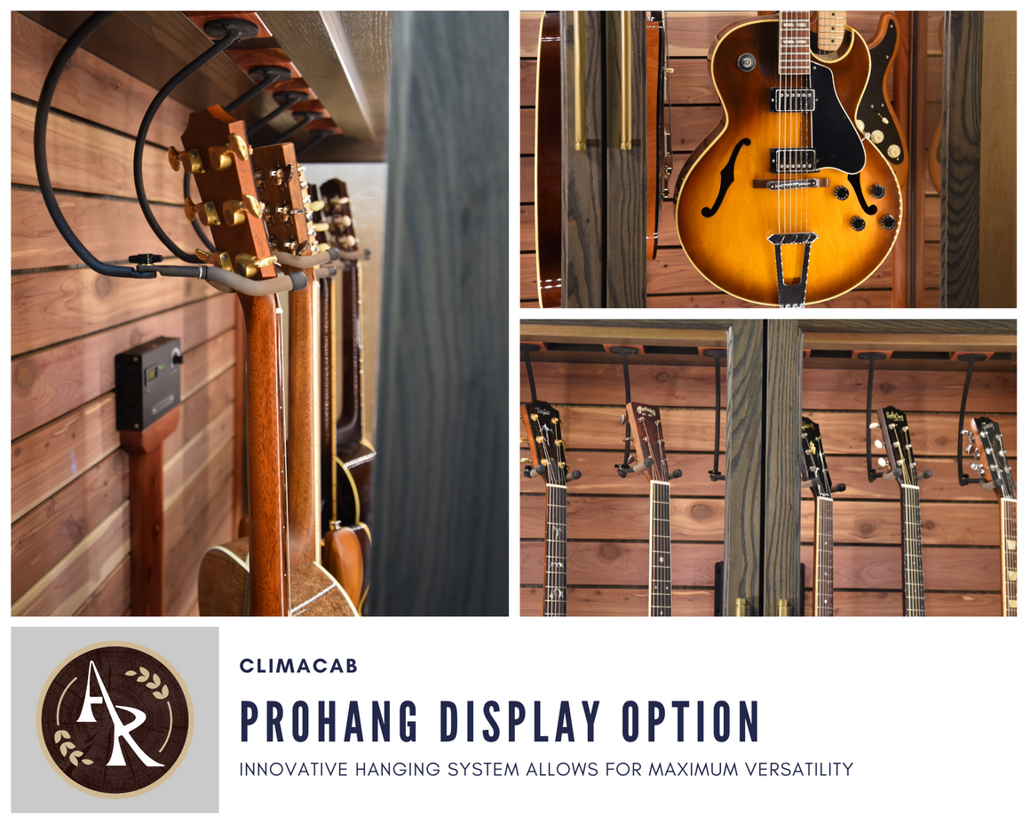 ClimaCab | ProHang Display Option