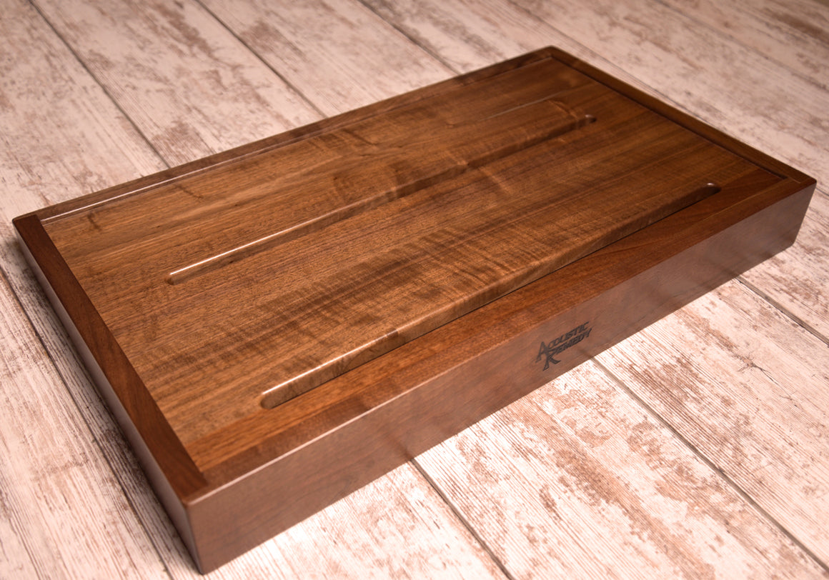 Walnut | Pedal Board