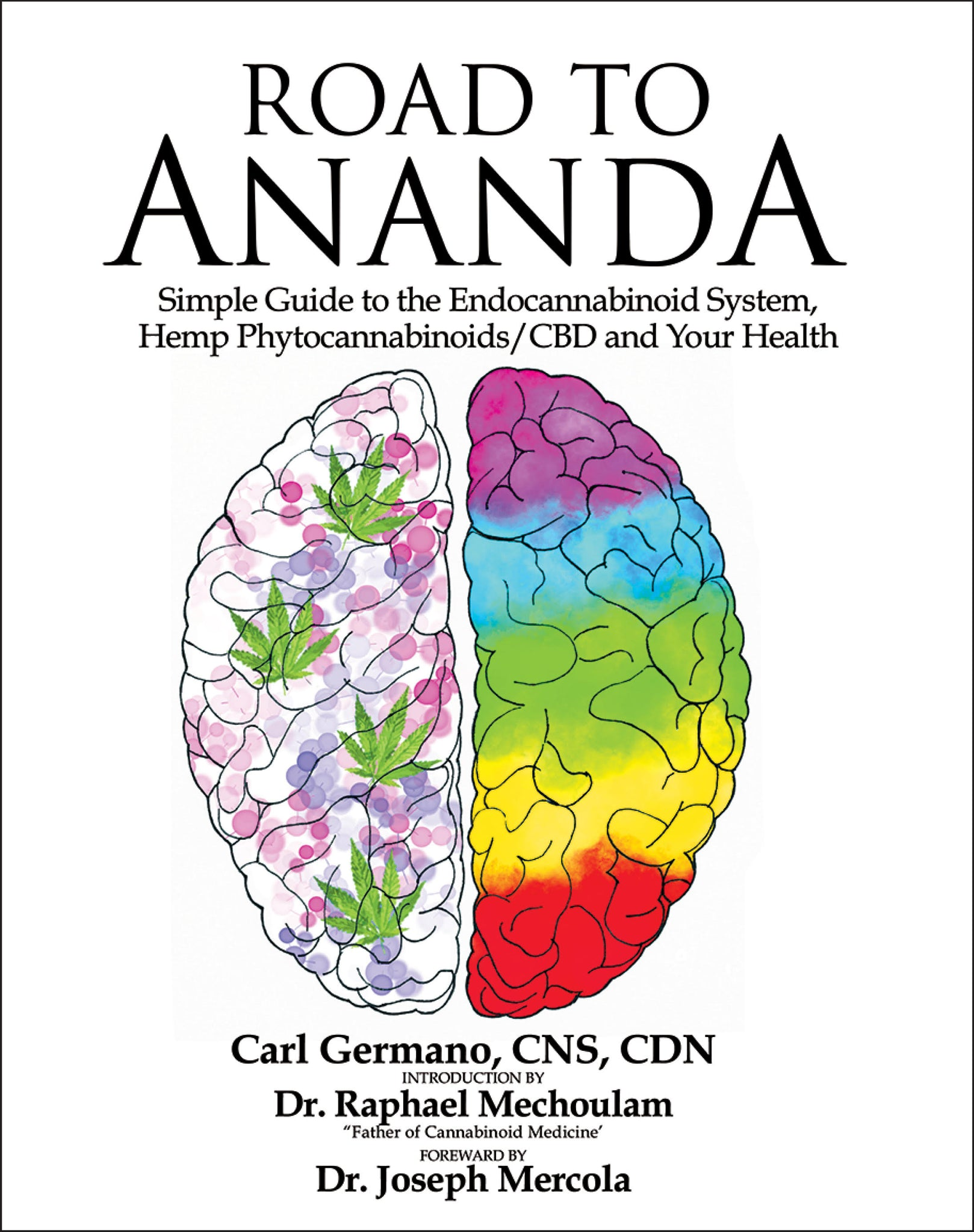 mercola book on cbd and endocannabinoid system