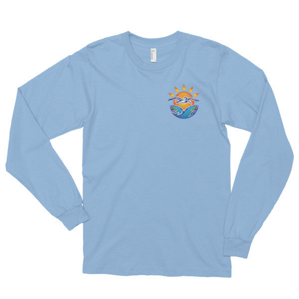 Long sleeve t-shirt (unisex) - Pelican Seafood Company