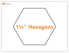 Load image into Gallery viewer, Hexagon i-Spy Templates