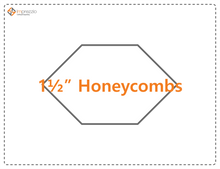 Load image into Gallery viewer, Honeycomb Paper Packets
