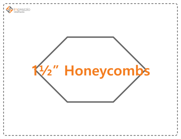 Honeycomb Paper Packets