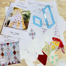 Load image into Gallery viewer, Winsome Pattern & Template Set - Sew Swish Designs