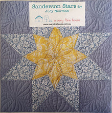 Load image into Gallery viewer, Sanderson Star Templates
