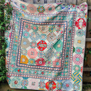 Storybrooke Lane Pattern - Emma Mary Designs