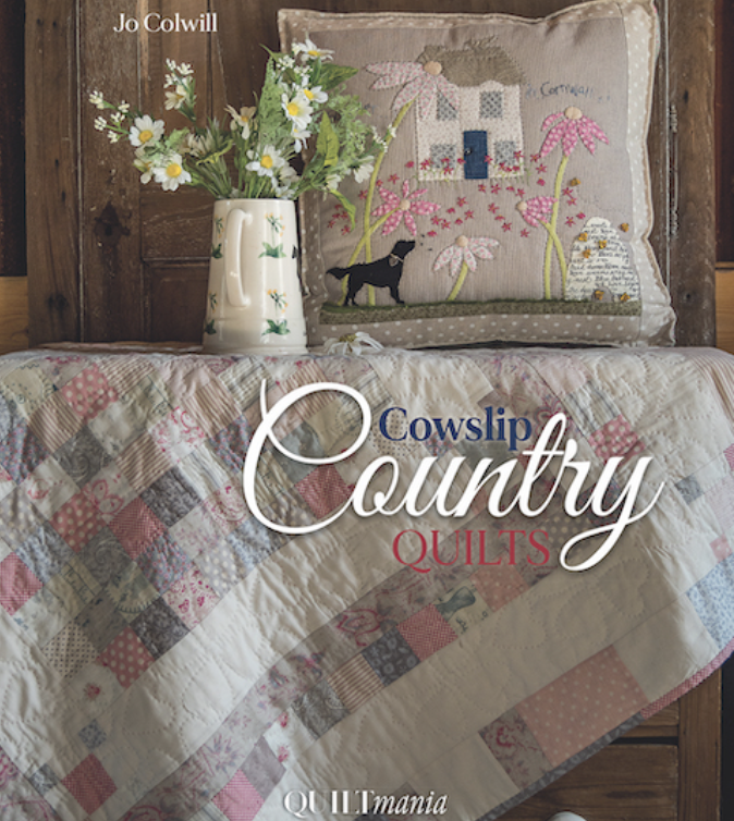 Jo Colwill - Cowslip Country Quilts