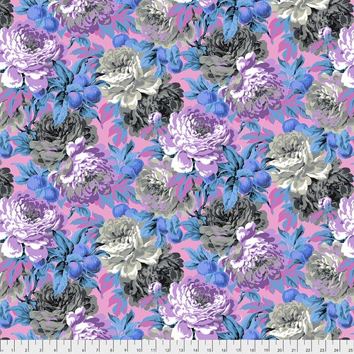 Kaffe Fassett Collective - Large Grey Floral