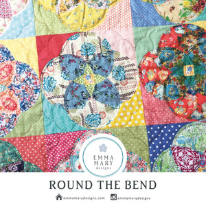 Emma Mary Round the Bend Templates