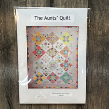 Load image into Gallery viewer, The Aunt's Quilt Starter Kit