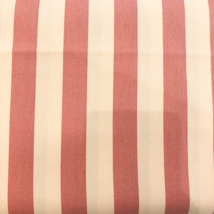Sevenberry Pink Stripe - 1""