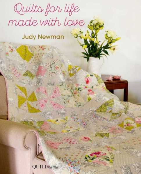 Judy Newman - Quilts for Life, Made with Love