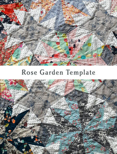 Emma Mary Rose Garden Templates