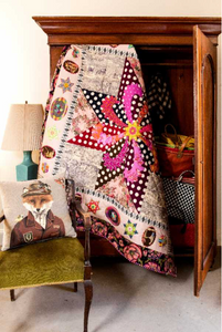 Sue Ross - Quiltmania
