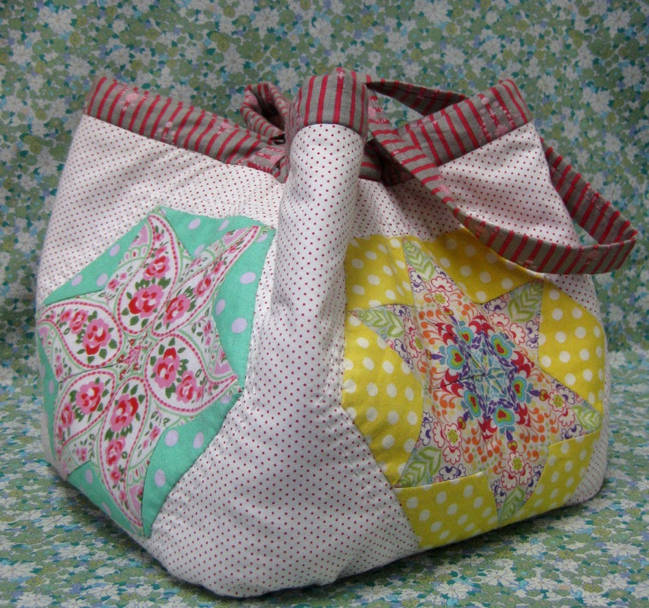 Rae Telfer - Sew Useful Bag