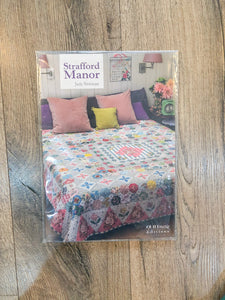 Strafford Manor Pattern
