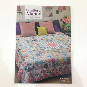 Strafford Manor Template Set