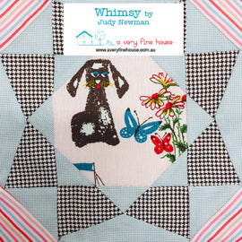 Judy Newman Whimsy Templates