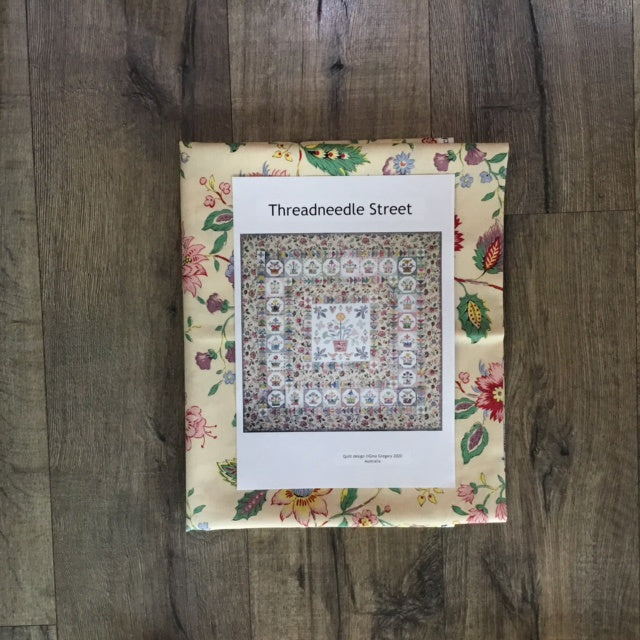Gina Gregory - Threadneedle Pattern