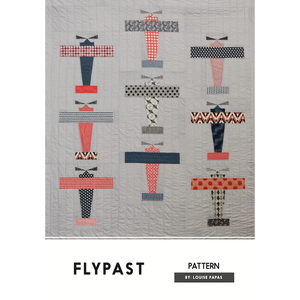 Louise Papas - Flypast Pattern