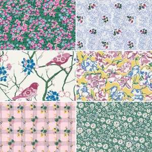 Queen of Fabric Bespoke Liberty - Fat 1/8th Bundle