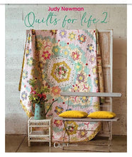 Load image into Gallery viewer, Judy Newman - Quilts for Life, Made with Love 2