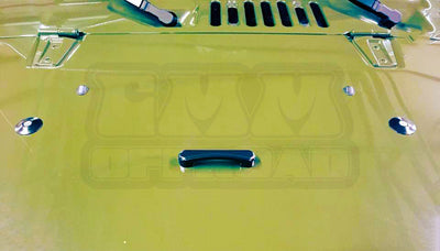 Jeep Hood Footman Loop