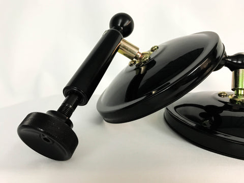 "CMM Offroad Side Mirrors with 1"" Ball Mount"