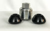 "CMM Offroad Side Mirrors with 1"" Ball Mount & Lock Nuts"