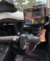 JL/JLU Side Mirrors with Ball Mount Solution