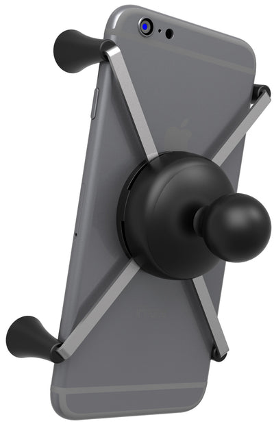 "JL/JT  A-Pillar 1"" Ball Mount Solution"