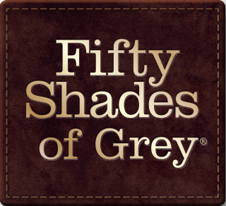 Fifty Shades of Grey Red Room Collection Logo