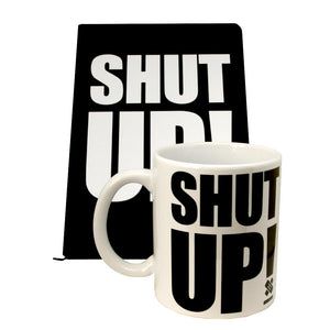 Bloc de Notas Shut Up-Accesorios-SomosBADPEOPLE-Pack Shut Up (taza + bloc de notas)-BADPEOPLE