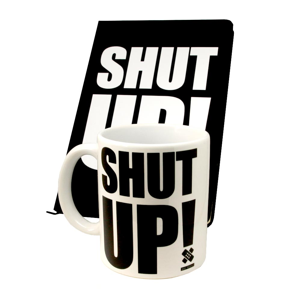 Pack Shut Up-Accesorios-SomosBADPEOPLE-Pack Shut Up-BADPEOPLE