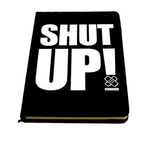 Bloc de Notas Shut Up-Accesorios-SomosBADPEOPLE-Bloc Notas Shut Up-BADPEOPLE