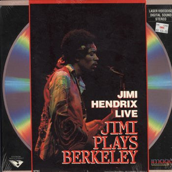 JIMI HENDRIX LIVE: Jimi Plays Berkeley