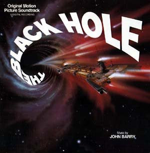 JOHN BARRY: The Black Hole Soundtrack