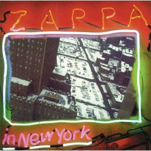 FRANK ZAPPA: In New York