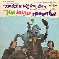 THE LOVIN SPOONFUL: Youre A Big Boy Now Sountrack