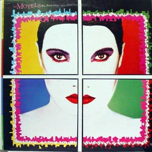 THE MOTELS: All Four One