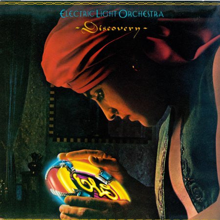ELECTRIC LIGHT ORCHESTRA ELO: Discovery