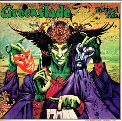 GREENSLADE: Time And Tide