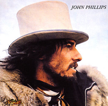 JOHN PHILLIPS: Self Titled
