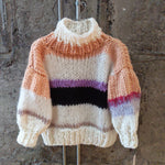 Mixed Media Sweater No.3