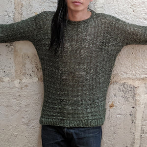 Woven Palm Sweater Pattern