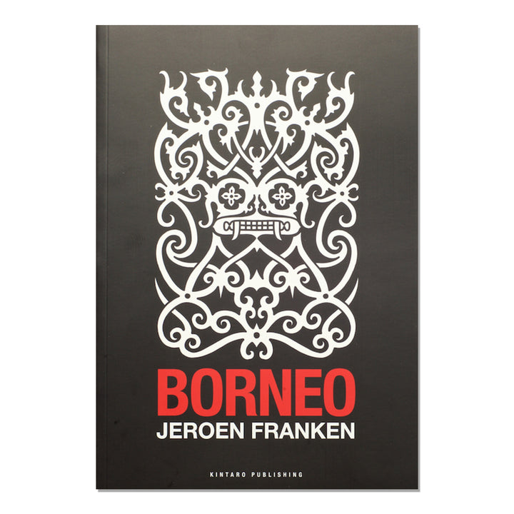 Borneo Tattoo Book - Kintaro-Publishing