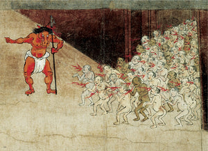 Hell in Japanese Art